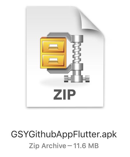 GSYGithubAppFlutter.apk